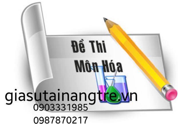 Gia sư Thành Được - Gia sư môn Hóa tại quận Tân Bình