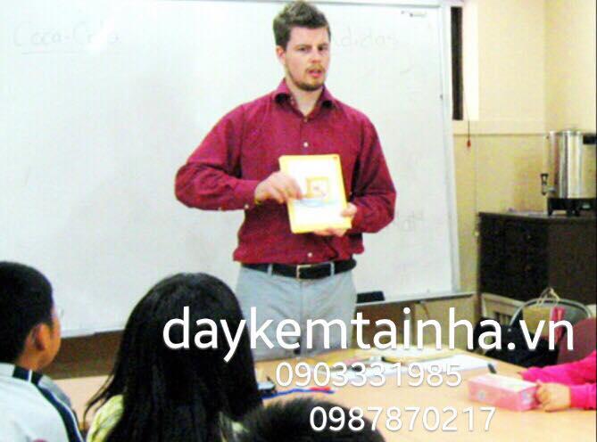 Gia sư dạy Toán tại quận 8