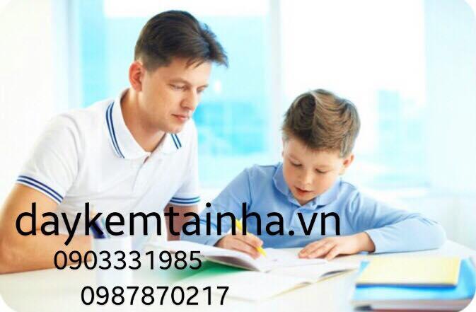 Gia sư dạy Toán tại quận Tân Phú