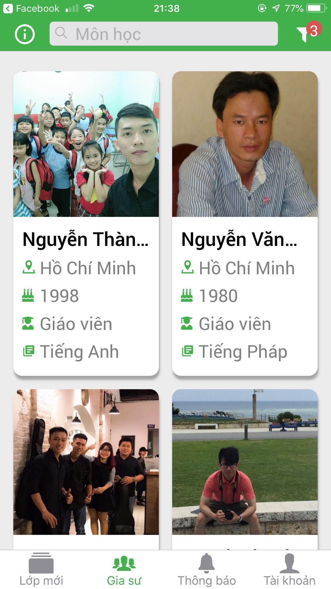 App Daykemtainha.vn Toán Lý Hóa