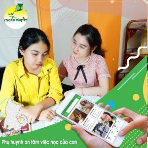 Gia sư môn Hóa tại Daykemtainha.vn